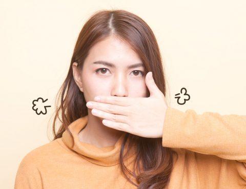 Menghilangkan Bau Mulut Pagi
