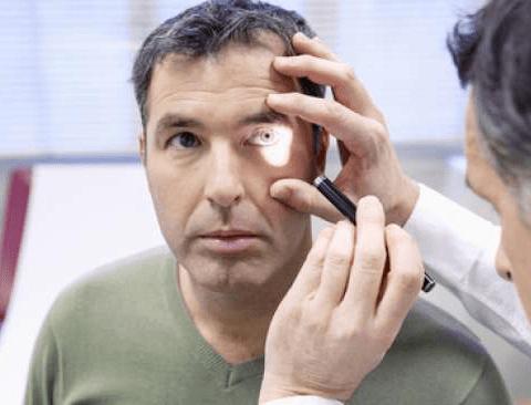 Mata Pegal Bisa Jadi Glaukoma
