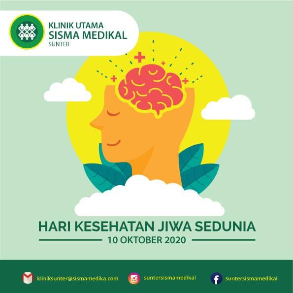 Selamat Memperingati Hari Kesehatan Jiwa Sedunia